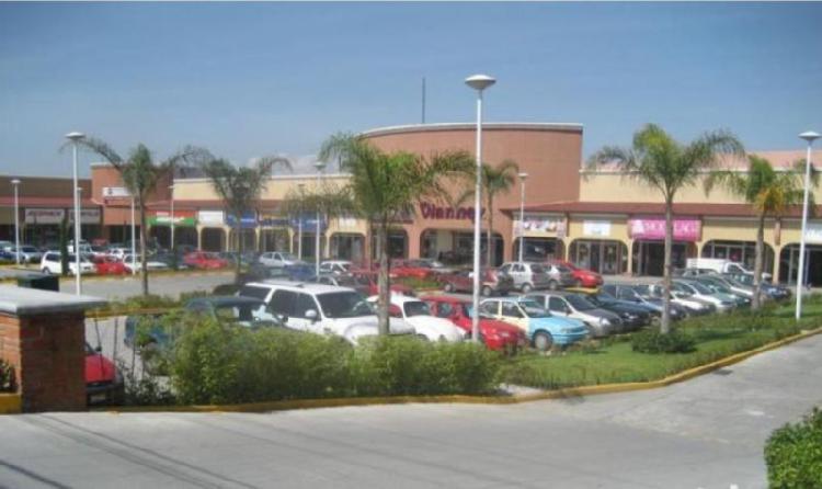 Renta de Local en El Centro Comercial Plaza Sn Pedro 45m2
