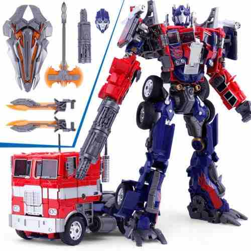 Transformers Optimus Prime Ko Wei Jiang M01 Commander