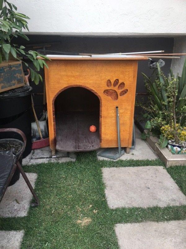 Vendo casa para perro Usada