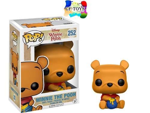 Winnie Pooh Oso Funko Pop Disney Tarro De Miel Cf