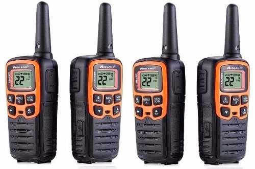 2 Kit Radios Midland X Talker T51vpkm* 28mi 2 Vías
