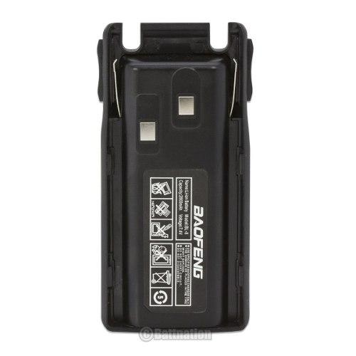 Bateria Pila Litio-ion  Mah Para Radio Baofeng Uv-82