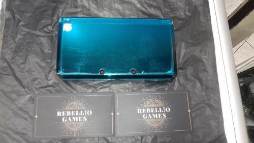 Consola Nintendo 3ds Azul Aqua - 3ds