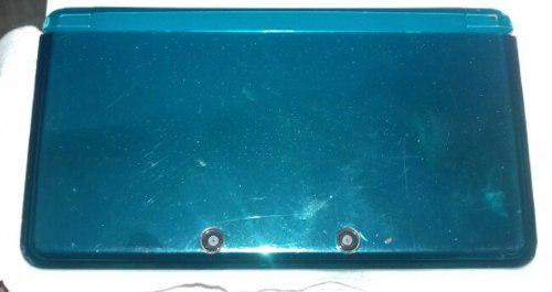 Consola Nintendo 3ds Con Detalle Para Reparar O Refacciones
