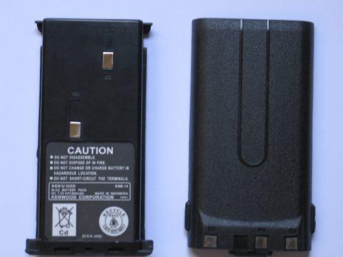 Contenedor De Batería Knb14, Knb15