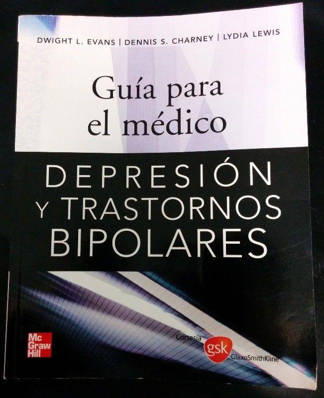 Depresión Y Trastornos Bipolares: Guía Para El Médico