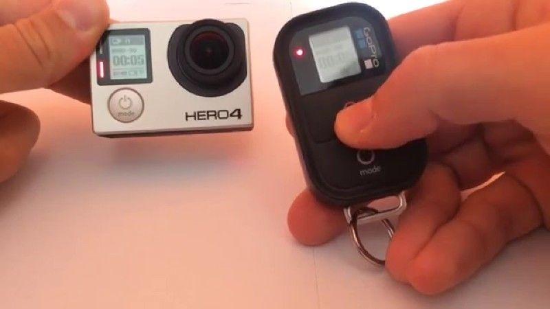 GoPro Hero 4 Silver más accesorios