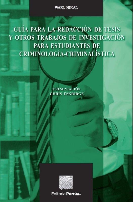 Guía para la redacción de tesis y otros trabajos de