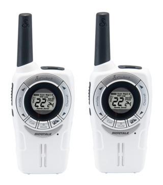 Kit Radios Cobra Microtalk 40km* 25 Millas Sh360 Soho Vox