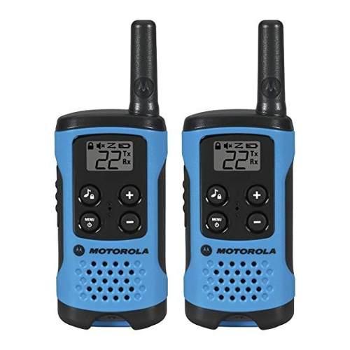 Kit Radios Motorola 26km* (16 Millas) T100 Clips