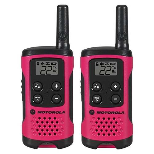 Kit Radios Motorola 26km* (16 Millas) T107 Clips