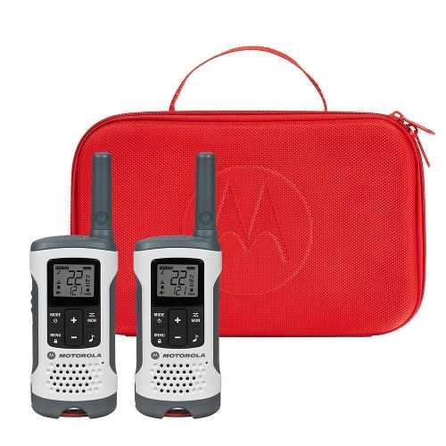 Kit Radios Motorola 40km* 25 Millas Puerto Micro Usb T280