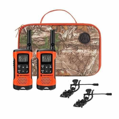 Kit Radios Y Manos Libres Motorola 40km* 25 Micro Usb T265