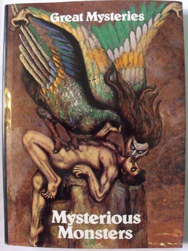 MONSTRUOS: La Enciclopedia+Completa Y Súper Ilustrada: