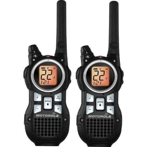 Motorola Mr350r 35 Millas De Alcance De 22 Canales Frs / Gmr