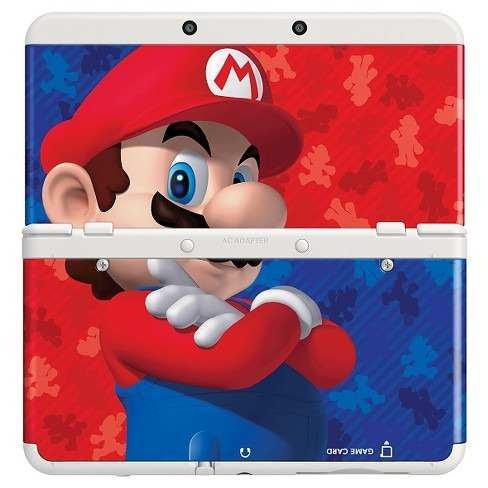 New Nintendo 3ds Edicion Mario 3d Land