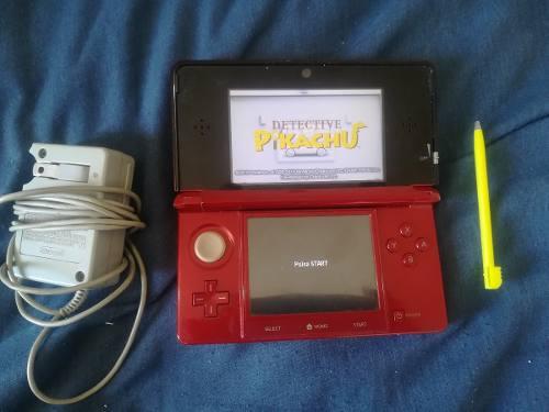 Nintendo 3ds 16 Gb Detective Pikachu