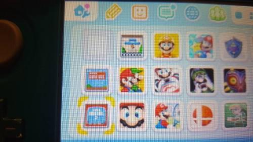 Nintendo 3ds Con Juegos En 8gb