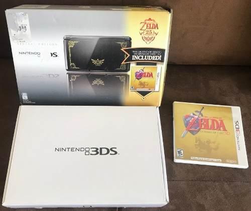 Nintendo 3ds The Legend Of Zelda Ocarina Of Time 3ds Special