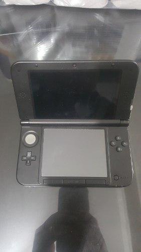 Nintendo 3ds Xl Rojo Con Juegos.
