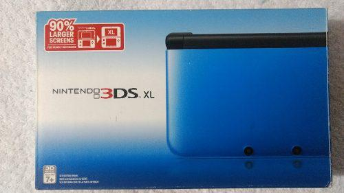 Nintendo 3ds Xl + Super Mario 3d Land Oportunidad...!!!