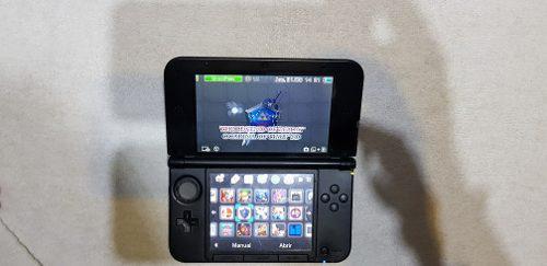 Nintendo 3ds Xl Usado Con Juegos Digitales
