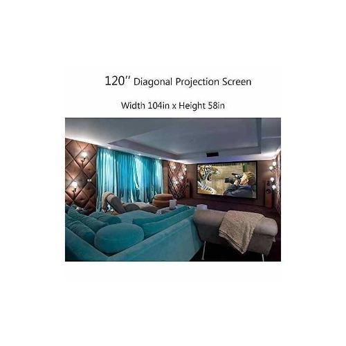 Pantalla Para Proyector Cheerlux Proyectores De Cine En Casa