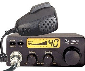 Radio Cb Cobra - 40 Canales 19 Ultra Iii 4 Watts 40 Canales