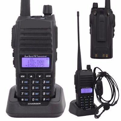 Radio Doble Banda Baofeng Uv82 Vhf/uhf Promocion