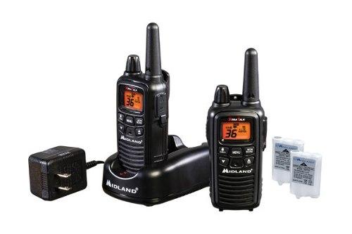 Radios Midland Lxt600vp3 48km* 30 Millas 2 Vías 36 Canales