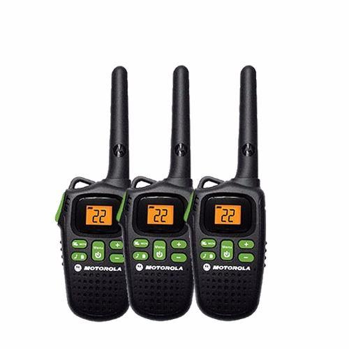 Radios Motorola 32km* 20 Millas Md200tpr 22 Canales Escaneo