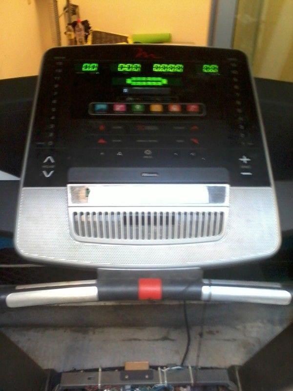 Reparación de aparatos de ejercicio