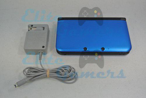 Vendo Nintendo 3ds Xl Con Cargador Original Y Memoria 16 Gb