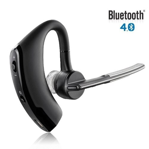 Audifono Manos Libres Bluetooth 4.0 Tipo Voyager Microfono