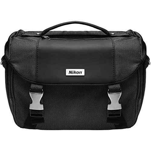 Caja De La Cámara Nikon Slr Digital Deluxe - Gadget Bag Par