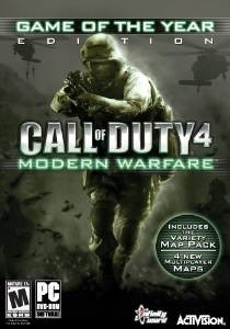 Call Of Duty 4: Modern Warfare Juego Del Año Edition - Pc