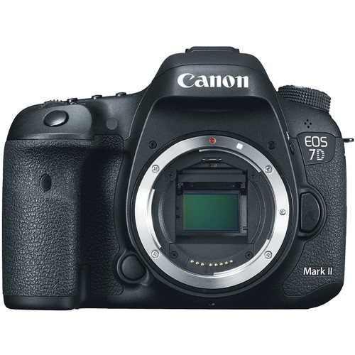 Canon Eos 7d Mark Ii Cámara Digital Slr (sólo Cuerpo)