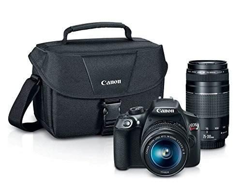 Canon Eos Rebel Digital Slr T6 Kit De Cámara Con Ef-s Mm Y