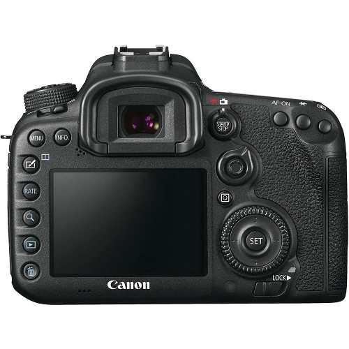 Cámara Digital Slr Canon Eos 7d Mark Ii Kit De Creador