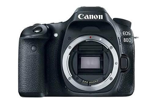 Cámara Digital Slr Canon Eos 80d Con Canon Ef S mm