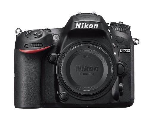 Cámara Nikon D Cuerpo 24.2 Mp Dx Wifi Nfc Slr Reflex