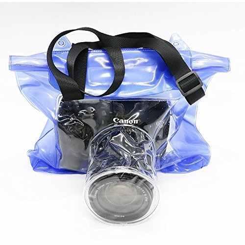 Fresky Dslr Slr Camera Waterproof Bag Underwater Housing Cas