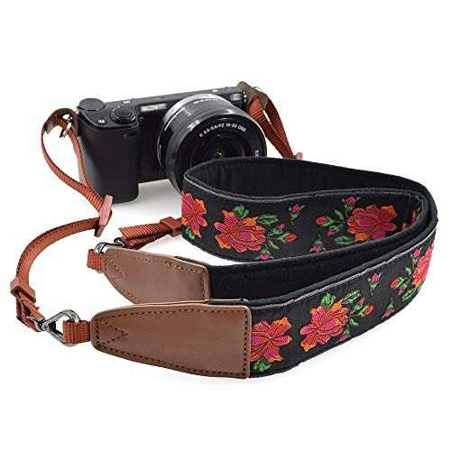 Lifemate Camera Strap Shoulder Neck Belt For All Slr/dslr (r