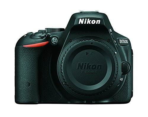 Nikon D De Formato Dx Digital Slr Cuerpo (negro)