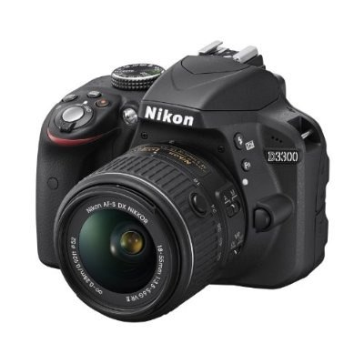 Nikon D Mp Cmos Digital Slr Con Enfoque Automático