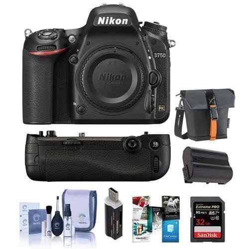 Nikon D750 Formato Fx Cámara Digital Slr Con Cámara -