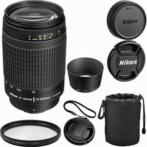 Nikon  Mm F / Cámara 4-5.6g Nikkor Af Slr Lente -