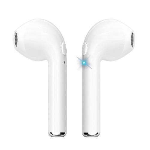 Redlemon Audífonos Manos Libres Bluetooth I7 Airpods Ios