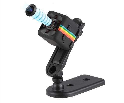 Sq11 Hd Mini Camara Espia Vision Nocturna Videocamara 32gb