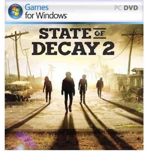 State Of Decay 2 + Todos Los Dlc ! Juego De Pc Digital